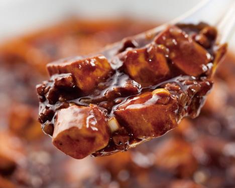 炎麻堂の麻婆豆腐2