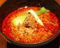 辛口坦々麺
